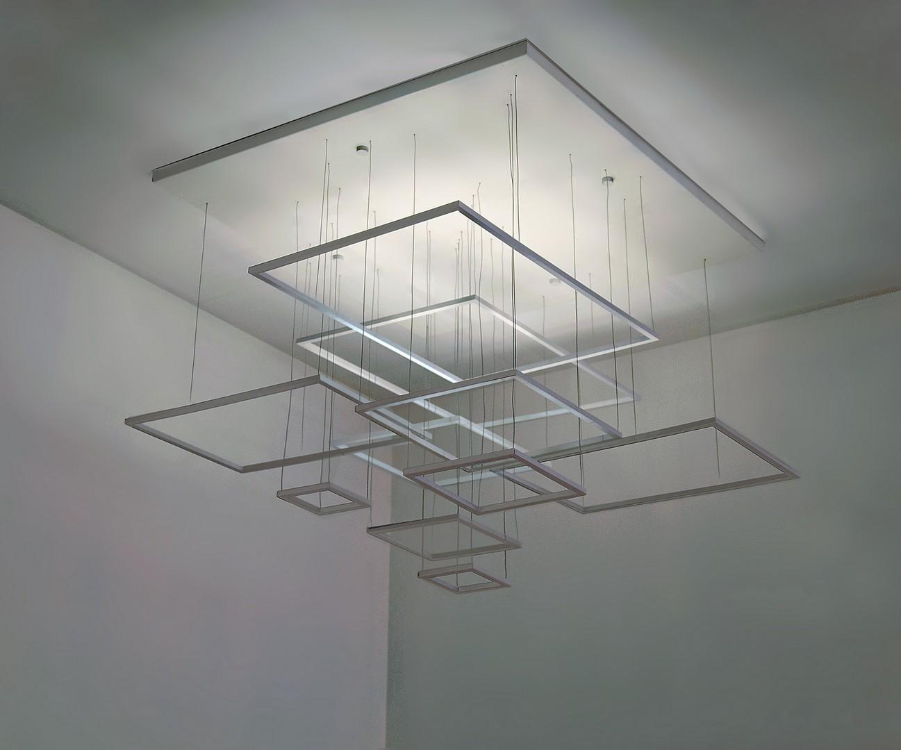 Hanging Frames Ultra Lighting